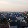 "A View towards the South.<br /> Taken from on top of ""Fune Mansion"" (an apartment block which looks like a ship, Fune is ship in Japanese)."