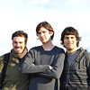 Three Aussies at Arashiyama.<br /> L-R: Me, Ben and Dave.<br /> Photo by Ritsuko.