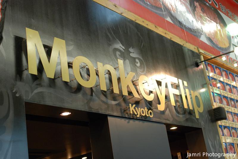 Monkey Flip.