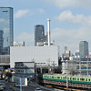 Keihan Regular Green Type Train.