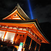 A little building at Kiyomizu-dera.