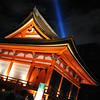 A little building at Kiyomizu-dera.