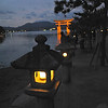 Lanterns on Miyajima.<br /> This photo was too dark so I pushed it a bit in post processing which has increased the noise levels a bit.