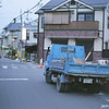 Construction Truck.<br /> Around my neighbourhood, a truck which was used in the construction of new drains in our street. Just the council trying to spend the budget before the end of the financial year again! And creating a lot of noise and interruption in the process.<br /> Note Film Shot: Nikon F80 + Nikkor AF 50 f/1.8 + Fujicolor PRO400