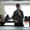 Me in the JR Sapporo Building.
