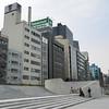 Buildings Near Keihan Temmabashi Station.