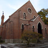 "<A href=""http://en.wikipedia.org/wiki/Doshisha_University"">Doshisha University</A> Chapel (Ritsuko's version)."