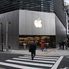 Apple Store<br /> The Shinsaibashi Apple Store in Osaka