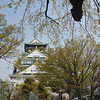 The upper park.<br /> At Osaka Castle.