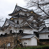 Hikone Castle.<br /> The main reason we went to Hikone, was to see Hikone-jo (Hikone Castle). This is rated as the Third best of the Seven castles that are in their original wooden form and not concrete reconstructions. And now (as of April 2010) since the number one original castle (Himeji-jo) is under wraps for restoration work until 2015! Hikone-jo is going to be your best chance to see a real castle (Osaka-jo is concrete reconstruction) in the Kansai region for the next few years...