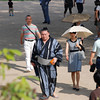 Sumo Wrestler?<br /> A snapshot from Himeji Castle.