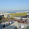 Kansai Airport, Sky View Section, in the Late Afternoon.<br /> Love 'em or not, a number of plane photos are coming!