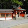 Little Shrine.<br /> At Ikuta Shrine in Kobe.