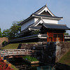 The Main Keep.<br /> At Shoryuji Castle in Nagaokakyo.