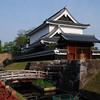 The Main Keep.<br /> At Shoryuji Castle in Nagaokakyo.