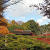 A Parting Shot towards the Villa<br /> At Okochi Sanso, Arashiyama, Japan.
