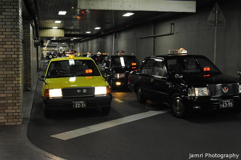 Nonconformist Taxi.