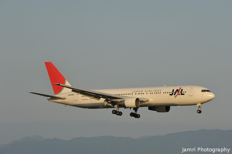 Yet another JAL Boeing 767-346.<br /> Well, we are in Japan at a busy airport after all...<br /> Rego: JA8365.