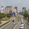 The Main Road of Otsu.<br /> Along the Nishi-Oumi Hwy in the capital of the mostly rural Shiga Prefecture.