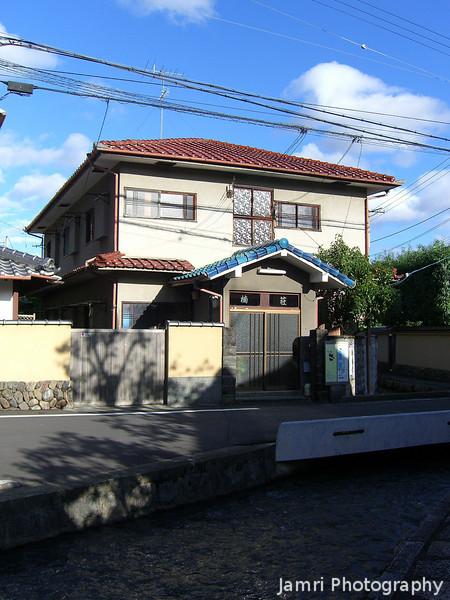 House in Kamigamo.
