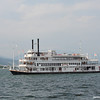 Michigan Boat, thank you for the memories.<br /> On Lake Biwa, near Otsu.<br /> Just a little under 2 years ago we went on a cruise on the Michigan Boat, when my parents visited us.