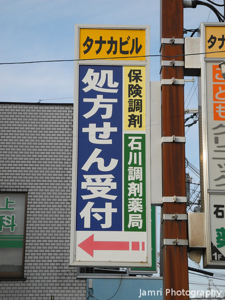 Colourful Signs.