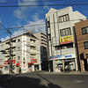 In the backstreets of Matsuyama.