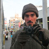 Near the Hankyu Station.<br /> A Self Portrait with the Nikon Coolpix P7100. I'm loving the this camera, small enough to carry everywhere, yet big enough controls to operate easily with gloves. The image quality is better than smaller P&S cameras too. Yes it's not up to MILC and dSLRs quality, but it's a lot smaller. For me it's the right balance for day to day shooting, yes if I want to do something special I'd bring my D700, but any other time this P7100 is good enough.