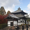 A Little Building.<br /> At Tofuku-ji (Tofuku Temple).