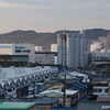 "Towards the Suntory Brewery.<br /> Taken from ""Fune Mansion"""