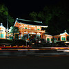 Yasaka Shrine Lit Up.<br /> Part of the 2010 Higashiyama Hanatouro.