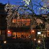 Evening Dining.<br /> Along the Shirakawa.