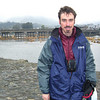 Me at the River in Arashiyama.<br /> Photo by David Blair.