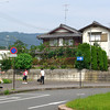 Ogoto, Shiga.<br /> It's great to be out in the fresh air of Shiga again, if only briefly.