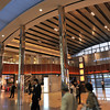 A Beautiful Foyer.<br /> Of a restaurant section at Kyoto Station.