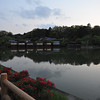 Still Waters at Nagaoka Tenmangu Shrine..