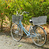 "Ritsuko's Bicycle. <a href=""http://jamri.smugmug.com/Other/My-New-Life/9777122_2MxcC8#!i=1172888053&k=uuwYA"">I photographed mine over a year ago</A>, but I didn't have a good shot of Ritsuko's lovely blue bike."