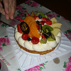 The Christmas Cake.<br /> A Japanese Christmas Cake is very different to the ones we used to eat in Australia.