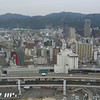 Along the expressway.<br /> Another shot from the Kobe Port Tower.