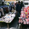 Kewpie dolls and other items.<br /> At the Toji flee markets.<br /> Note Film Shot: Nikon F80 + Nikkor AF 35 f/2 + Circular Polariser + Fujicolor PRO400