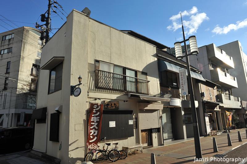 Architecture in Matsuyama.