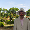 Me in the Botanical Gardens.<br /> Looking pretty swish with the spring jacket I got from Uniqlo for about $60!<br /> Photo by Ritsuko (cropped by James).