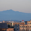 "Mount Atago<br /> As seen from ""Fune Mansion"" in Nagaokakyo."