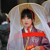 Cute Maiden.<br /> Part of the 2011 Garasha Matsuri Parade, in Nagaokakyo.