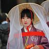 Cute Maiden.<br /> Part of the 2011 Garasha Matsuri Parade, in Nagaokakyo.