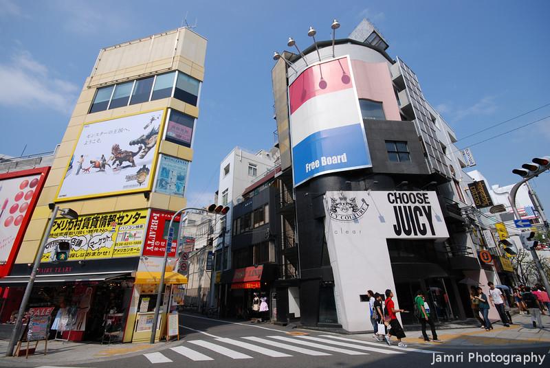Choose Juicy?<br /> More from Amerika-mura in Osaka.