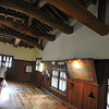 One of the rooms of Hikone-jo.