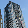 Large New Apartment Block.<br /> In Umeda, Osaka.