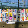 """The Local Noise Makers.<br /> These 27 people disturbed the peace of Nagaoka for a two week period. From 8am and to 8pm they blasted out their message from mobile (so on cars, some on push carts) speakers """"Vote for me!"""". In the end 24 out 27 got on the council, seems like a lot of effort to go to for something with an easy chance to win! Wouldn't a letter box drop be more effective and less disturbing. If one day I can vote here, the one who didn't disturb my peace will get my vote."""