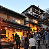 "Night time shopping in Higashiyama, Kyoto. During the 2011 Higashiyama Hanatouro (flower light path). Please give to help the people in Tohoku through either <A href=""http://sidmrwfs637j.origin.bakusoku.jp/english/"">The Japanese Red Cross</A> or <A href=""http://www.crashjapan.com/"">CRASH Japan</A> (a church based relief organisation that is actually on the ground distributing supplies to those in need)."
